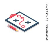 planning strategy concept.... | Shutterstock .eps vector #1971515744