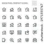 simple interface icons related...   Shutterstock .eps vector #1971555767