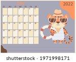 Planner Calendar For June 2022. ...