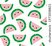 seamless pattern with... | Shutterstock .eps vector #1972038821