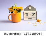 Calendar For May 17  Cubes With ...