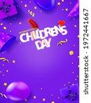 International Childrens Day...