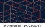 abstract vector geometric...   Shutterstock .eps vector #1972606757