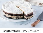 A Whole Frozen Layered Pie...