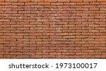 A Reddish Brown Laterite Brick...