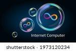 dfinity internet computer icp...   Shutterstock .eps vector #1973120234