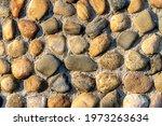 Pebble Stones Lie In Rows...