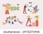 environmental  social ...   Shutterstock .eps vector #1973271944