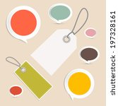 Vector Set Of Labels  Tags