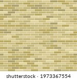 old yellow brick wall seamless... | Shutterstock .eps vector #1973367554