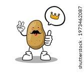 vector illustration of a cute... | Shutterstock .eps vector #1973462087