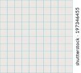 engineering millimeter paper.... | Shutterstock .eps vector #197346455