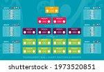 european football euro 2020... | Shutterstock .eps vector #1973520851