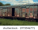Old  Rusty  Wagon For...