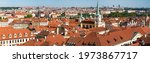 Panorama Of The Rooftops Of...
