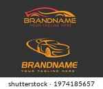 drift and automotive car logo...   Shutterstock .eps vector #1974185657