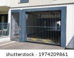 Metal Driveway Private Entrance ...