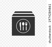 transparent food box icon png ...