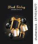 black friday super sale....   Shutterstock .eps vector #1974519077
