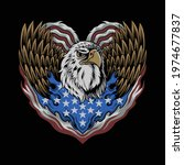 Eagle Of The United States Of...