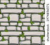 cobble stones seamless texture...