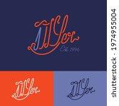 diy logo template. handcraft...   Shutterstock .eps vector #1974955004