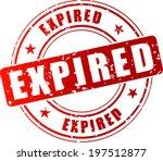 vector illustration of red... | Shutterstock .eps vector #197512877