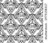 abstract line art seamless...   Shutterstock .eps vector #1975158317