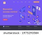 Biometric Access Control...