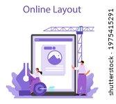 web site design online service...