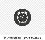 clock  alarm clock icon. vector ...   Shutterstock .eps vector #1975503611