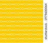 seamless pattern of rhombuses.... | Shutterstock .eps vector #1975600064
