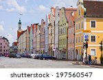 landshut  germany   may 31 ... | Shutterstock . vector #197560547