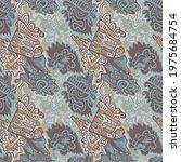 abstract unusual decorative... | Shutterstock .eps vector #1975684754