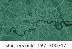 green london city area vector... | Shutterstock .eps vector #1975700747