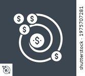 return on investment related... | Shutterstock .eps vector #1975707281