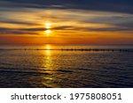 Amazing Sea Sunset  Nature...