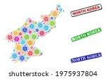 vector bacterium mosaic north...   Shutterstock .eps vector #1975937804