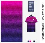 soccer jersey pattern design.... | Shutterstock .eps vector #1975945784