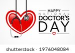 national doctors' day is a day... | Shutterstock .eps vector #1976048084