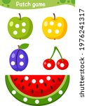 education patch game for... | Shutterstock .eps vector #1976241317