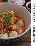 Local Northern Thai Food Egg...