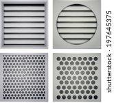 Illustration Of Ventilation...
