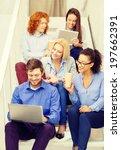 business  technology and...   Shutterstock . vector #197662391