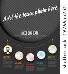 company team dark presentation...   Shutterstock .eps vector #1976655251