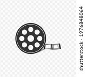 transparent roll film icon png  ...