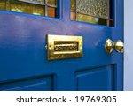 front door | Shutterstock . vector #19769305