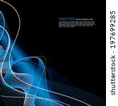 background. abstract vector...   Shutterstock .eps vector #197699285