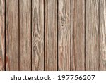Dry Wooden Planks Background...