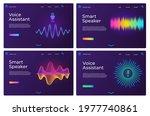 Voice Assistant Landing Pages....